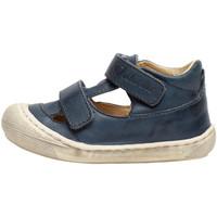 Topánky Deti Sandále Naturino 2013359 02 Modrá