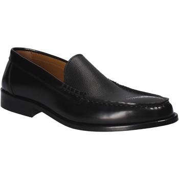 Topánky Muži Mokasíny Marco Ferretti 160744 čierna