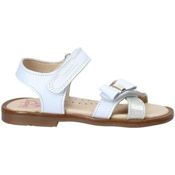 Topánky Dievčatá Sandále Pablosky 0534 Biely