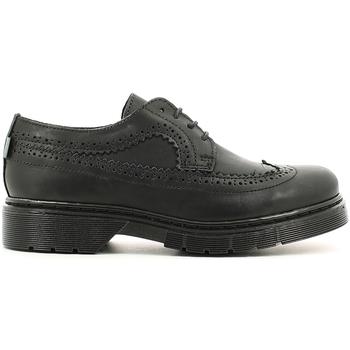 Topánky Deti Derbie Melania ME6132F6I.A čierna