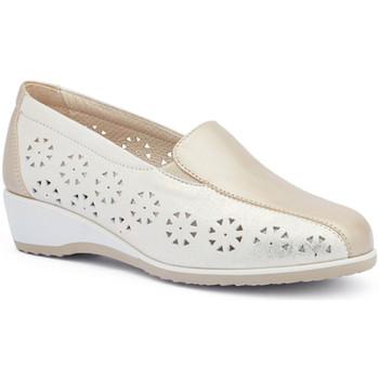Topánky Ženy Mokasíny Susimoda 4412 Zlato