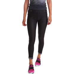 Oblečenie Ženy Legíny Key Up 5DGS8 0001 čierna