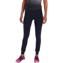 Oblečenie Ženy Legíny Key Up 5LI21 0001 Modrá