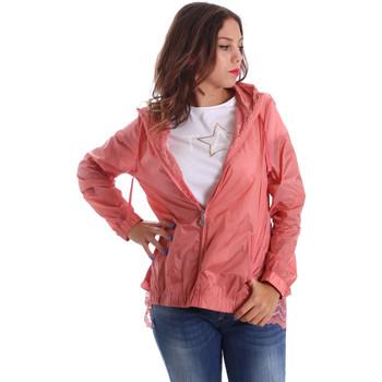 Oblečenie Ženy Vetrovky a bundy Windstopper Fornarina BE173C30N29968 Ružová