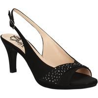 Topánky Ženy Sandále Grace Shoes 2068 čierna