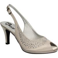 Topánky Ženy Sandále Grace Shoes 3025 Šedá