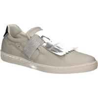 Topánky Ženy Slip-on Keys 5058 Biely