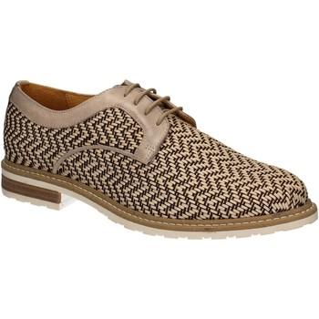 Topánky Ženy Derbie Keys 5095 Ružová