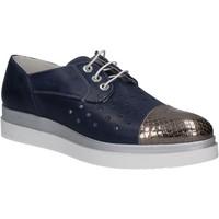 Topánky Ženy Derbie Keys 5107 Modrá