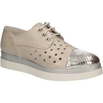 Topánky Ženy Derbie Keys 5107 Šedá