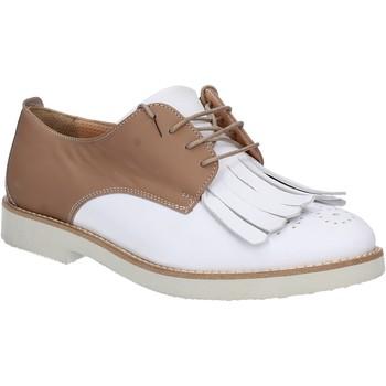 Topánky Ženy Derbie Maritan G 111434 Biely