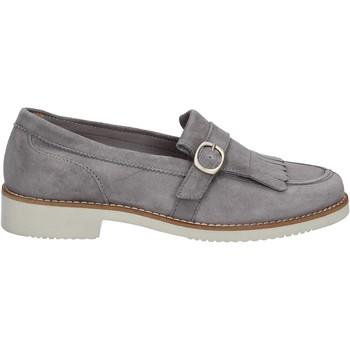 Topánky Ženy Mokasíny Maritan G 160489 Šedá