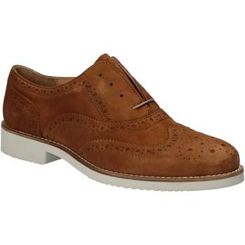 Topánky Ženy Derbie Maritan G 140564 Hnedá