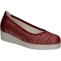 Topánky Ženy Balerínky a babies Keys 5125 Červená