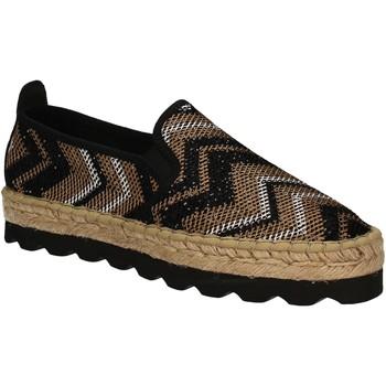 Topánky Ženy Espadrilky Keys 5345 čierna