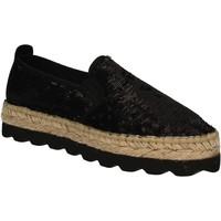 Topánky Ženy Espadrilky Keys 5346 čierna