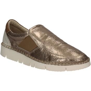 Topánky Ženy Slip-on Mally 5708 Zlato