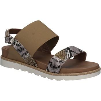 Topánky Ženy Sandále Mally 5783 Šedá