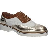Topánky Ženy Richelieu Mally 5813 Zlato