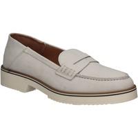 Topánky Ženy Mokasíny Mally 5876 Striebro