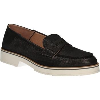 Topánky Ženy Mokasíny Mally 5876 čierna
