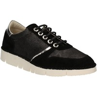 Topánky Ženy Nízke tenisky Mally 5938 čierna