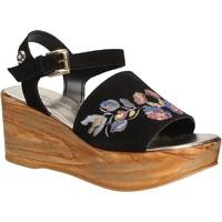 Topánky Ženy Sandále Byblos Blu 672210 čierna
