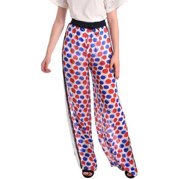 Oblečenie Ženy Padavé nohavice Fornarina BE171L91CA0676 Biely