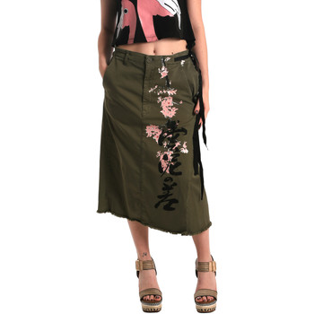 Oblečenie Ženy Sukňa Fornarina BE172C10G29231 Zelená
