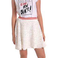 Oblečenie Ženy Sukňa Fornarina BE172C12H26509 Biely