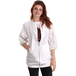 Oblečenie Ženy Vetrovky a bundy Windstopper Fornarina BE173C31N30009 Biely