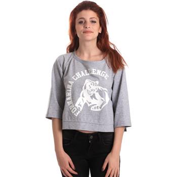 Oblečenie Ženy Mikiny Fornarina BE176841F42706 Šedá