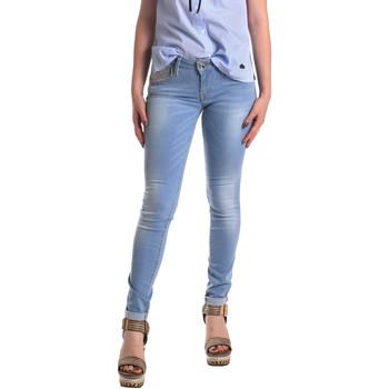 Oblečenie Ženy Rifle Skinny  Fornarina BER1H37D709R60 Modrá