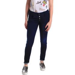 Oblečenie Ženy Rifle Skinny  Fornarina BER1I02D784R50 Modrá