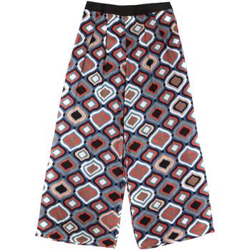 Oblečenie Ženy Padavé nohavice Fornarina BER1L08C98294 čierna