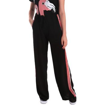Oblečenie Ženy Tepláky a vrchné oblečenie Fornarina SE171L97C99700 čierna