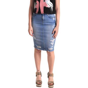 Oblečenie Ženy Sukňa Fornarina SE172B88D873DA Modrá