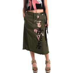 Oblečenie Ženy Sukňa Fornarina SE172C10G29231 Zelená