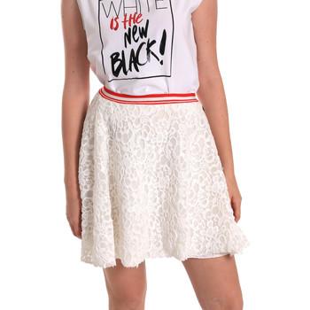Oblečenie Ženy Sukňa Fornarina SE172C12H26509 Biely