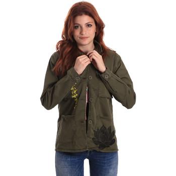 Oblečenie Ženy Košele a blúzky Fornarina SE173C28G29231 Zelená