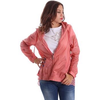 Oblečenie Ženy Vetrovky a bundy Windstopper Fornarina SE173C30N29968 Ružová