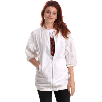 Oblečenie Ženy Vetrovky a bundy Windstopper Fornarina SE173C31N30009 Biely