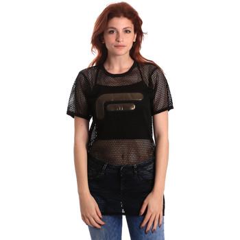 Oblečenie Ženy Blúzky Fornarina SE175J69H26600 čierna