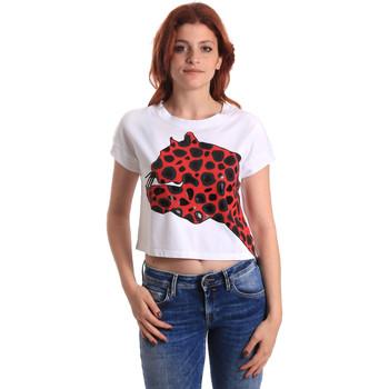 Oblečenie Ženy Tričká s krátkym rukávom Fornarina SE175L32JG0709 Červená