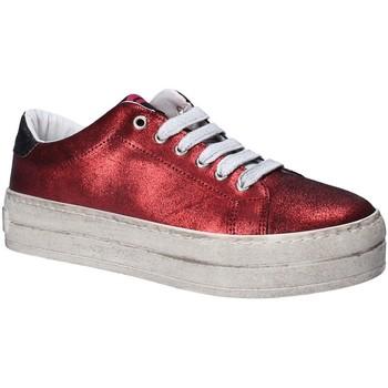 Topánky Ženy Nízke tenisky Fornarina PE17MX1108R076 Červená