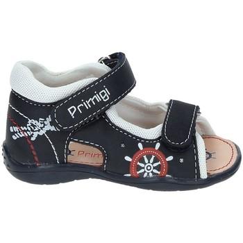 Topánky Dievčatá Športové sandále Primigi 7006 Modrá