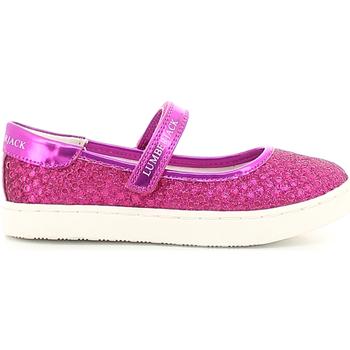 Topánky Dievčatá Balerínky a babies Lumberjack SG29905 002 P44 Ružová