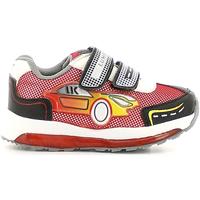 Topánky Chlapci Nízke tenisky Lumberjack SB02405 007 M67 Červená