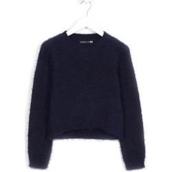 Oblečenie Deti Svetre Losan 624 5001AB Modrá