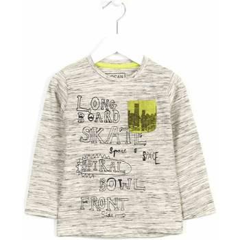 Oblečenie Deti Svetre Losan 625 1007AC Šedá